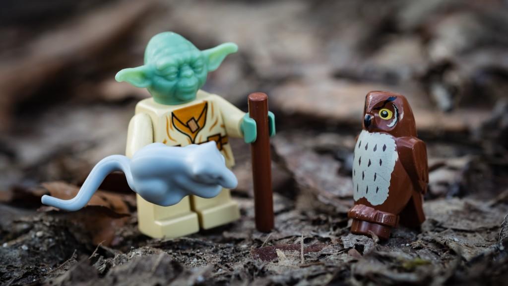 Yoda and Master Uggla